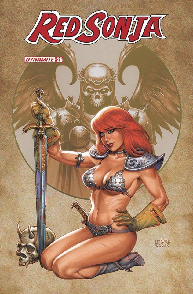Red Sonja #26 (Linsner Cover)