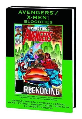 Avengers / X-Men: Bloodties