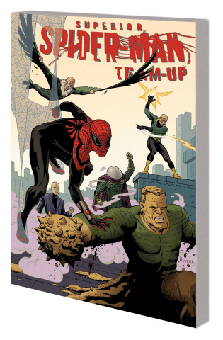 Superior Spider-Man Team-Up Vol. 2: The Superior Six