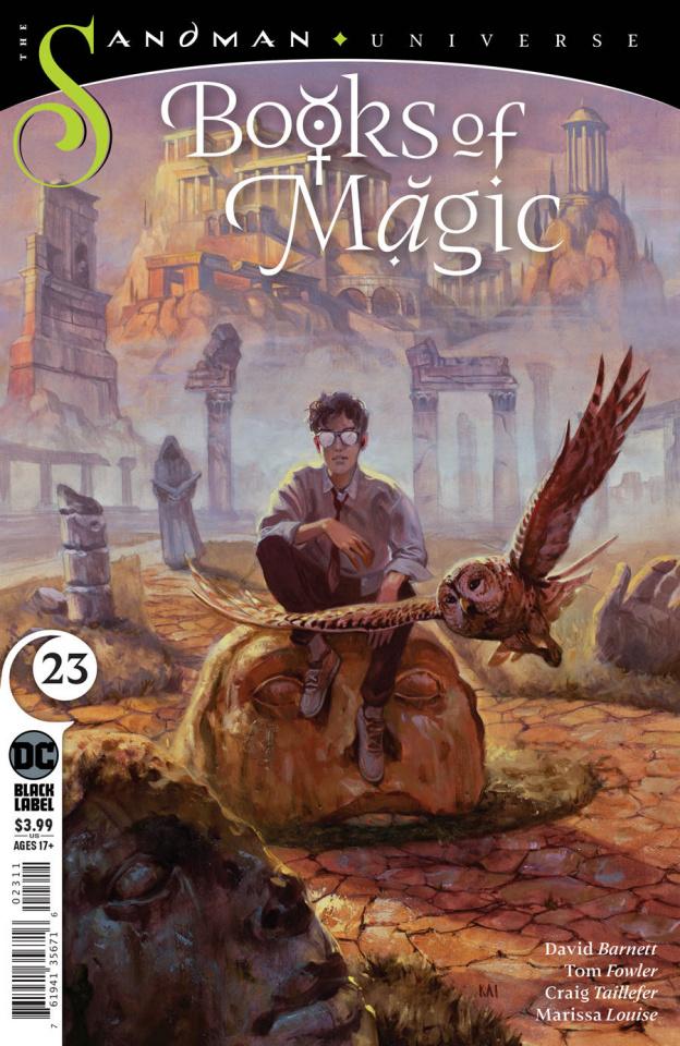 Books of Magic #23