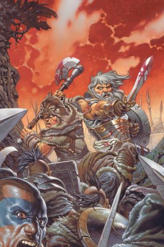 King Conan: Wolves Beyond the Border #3