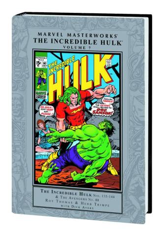The Incredible Hulk Vol. 7 (Marvel Masterworks)