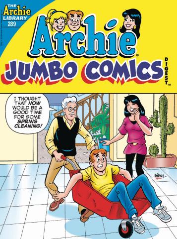 Archie Jumbo Comics Digest #289