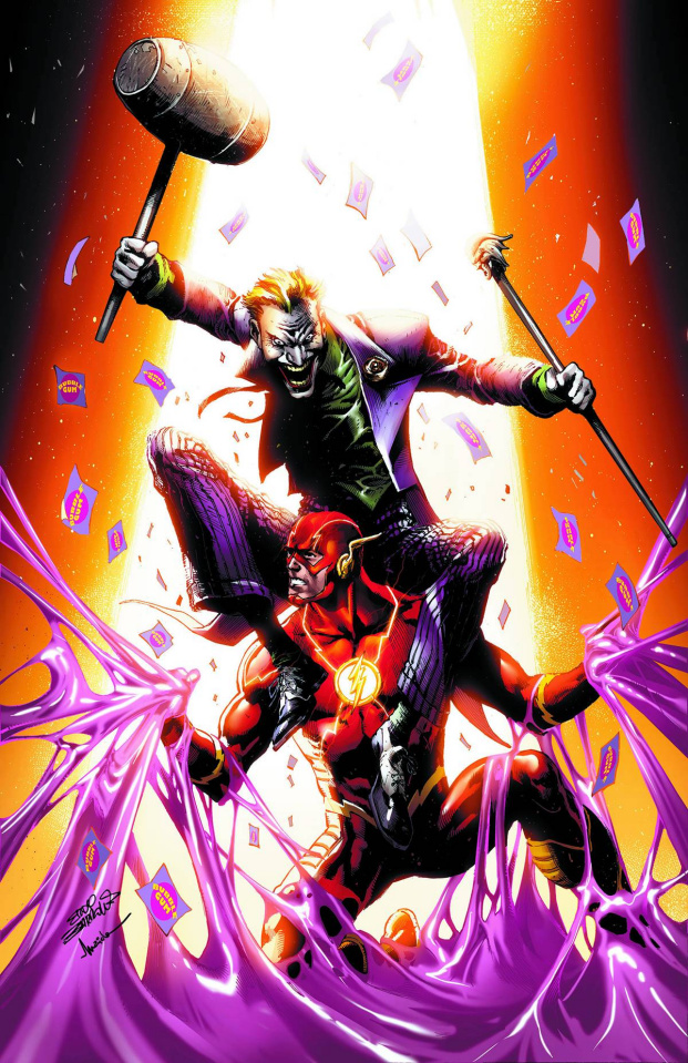 The Flash #41 (The Joker Variant)