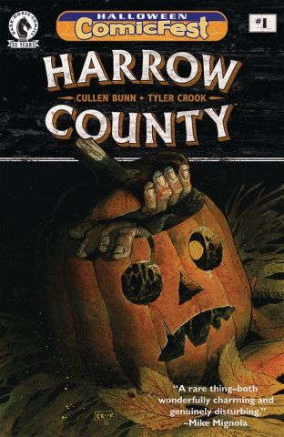 Harrow County #1 (Halloween ComicFest)