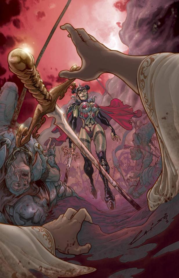 Grimm Fairy Tales: Quest #5 (Laiso Cover)
