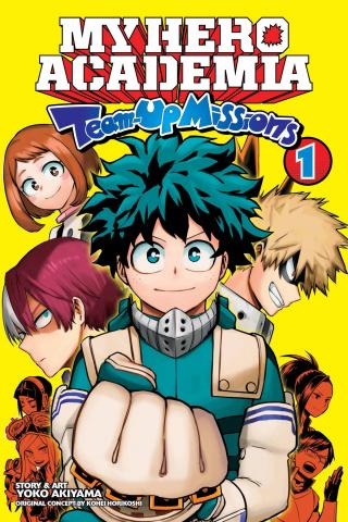 My Hero Academia: Team-Up Missions Vol. 1