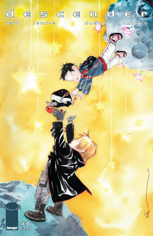 Descender #31 (Li'l Robot Nguyen Cover)