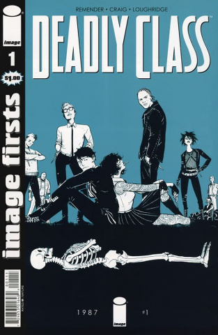 Deadly Class #1 (Image Firsts)
