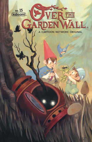 Over the Garden Wall #15 (Subscription Maderna Cover)