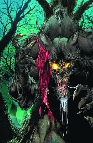 Grimm Fairy Tales: Myths & Legends #2 (Medina Cover)