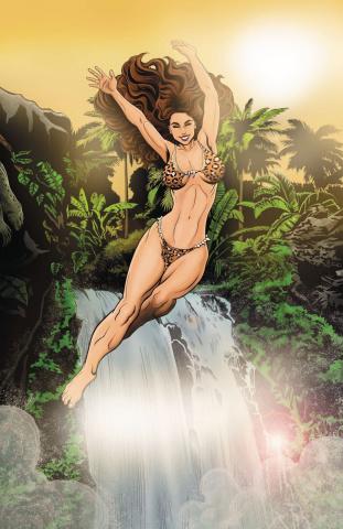 Cavewoman: Quiver #1 (Renton Cover)