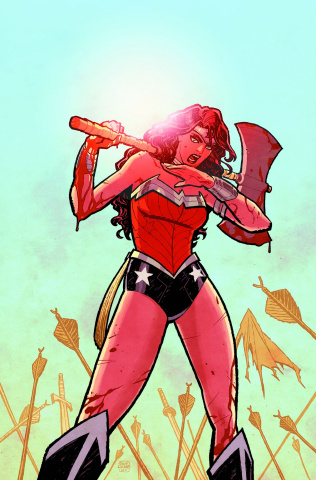 Absolute Wonder Woman by Azzarello & Chiang Vol. 1
