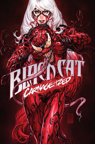 Black Cat #2 (Brooks Carnage-ized Cover)