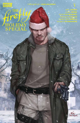 Firefly Holiday Special #1 (Foil Intermix Cover)