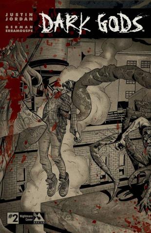 Dark Gods #2 (Nightmare Cover)