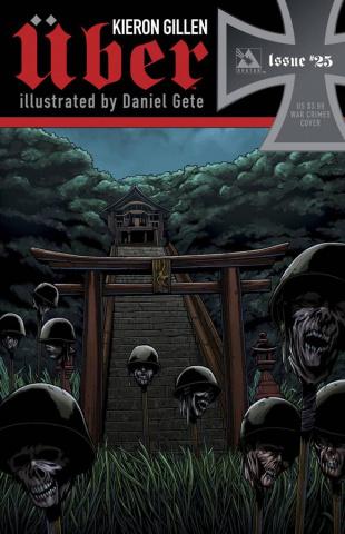 Über #25 (War Crimes Cover)