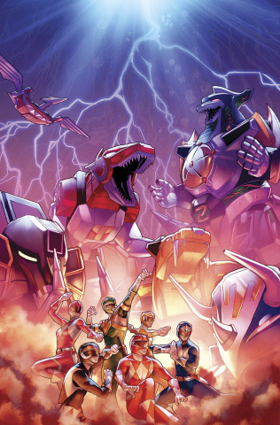 Mighty Morphin' Power Rangers #14