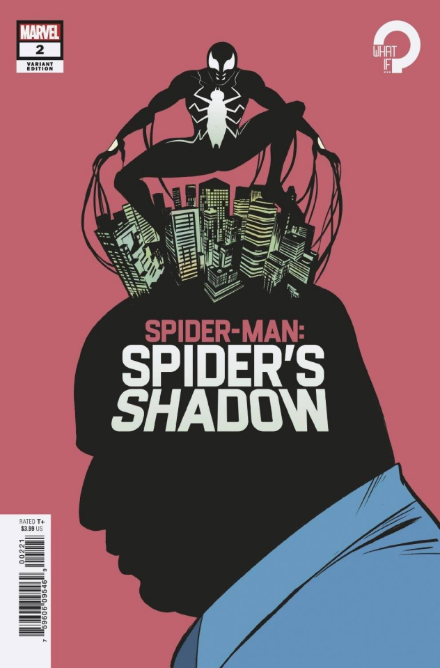 Spider-Man: Spider's Shadow #2 (Bustos Cover)