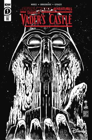 Star Wars Adventures: Shadow of Vader's Castle #1 (10 Copy Cover)