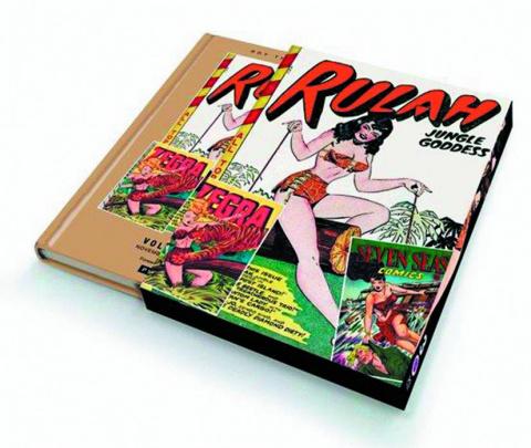 Rulah: Jungle Goddess Vol. 3 (Slipcase Edition)