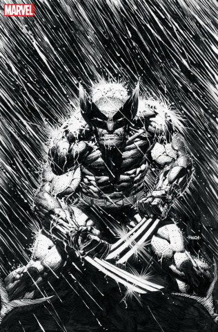 Wolverine #2 (Finch Inks Virgin Cover)