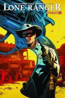 The Lone Ranger #13