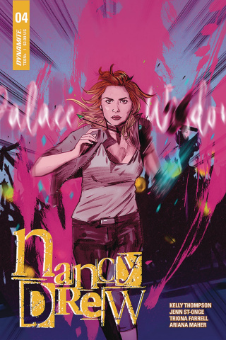 Nancy Drew #4 (Lotay Cover)