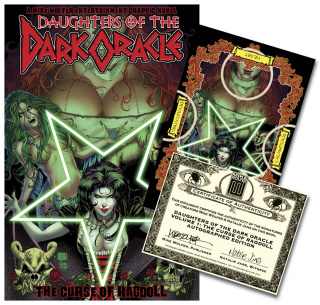 Daughters of the Dark Oracle Vol. 1 (Signed Edition)
