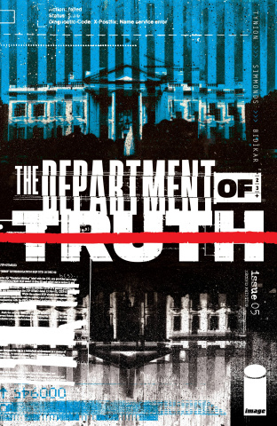 The Department of Truth #5 (2nd Printing)
