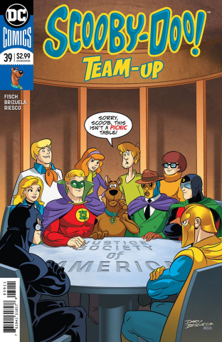 Scooby Doo Team-Up #39