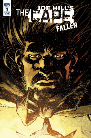 The Cape: Fallen #1 (Howard Cover)