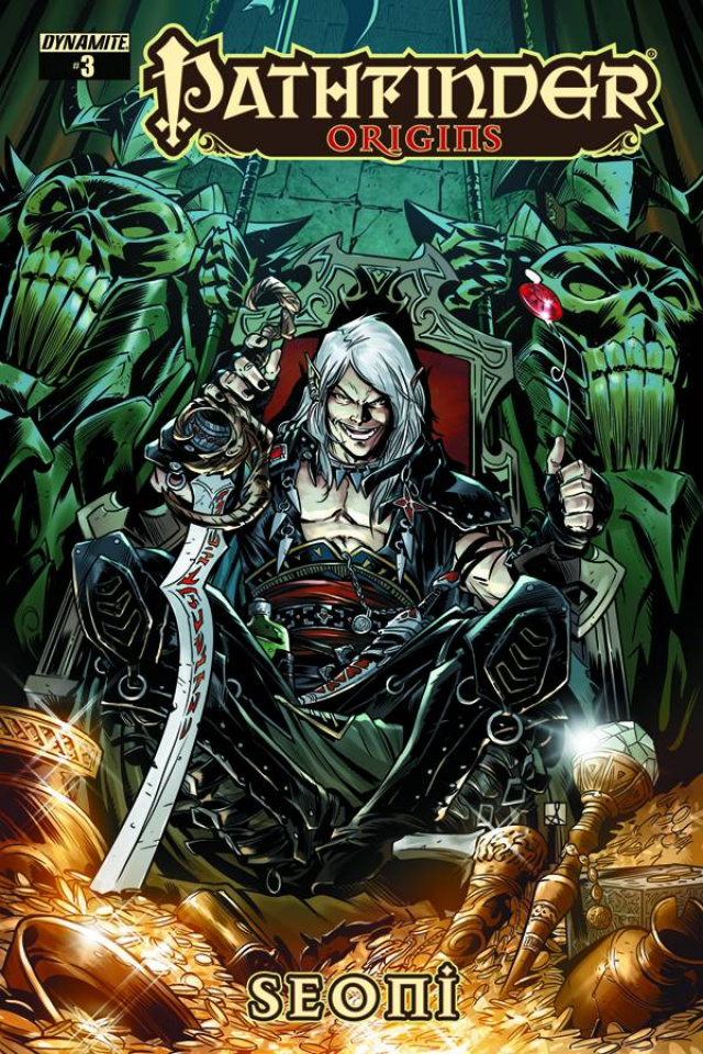 Pathfinder: Origins #3 (Subscription Cover)