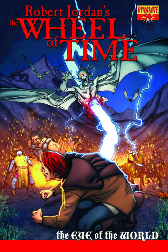 The Wheel of Time: Eye of the World #34