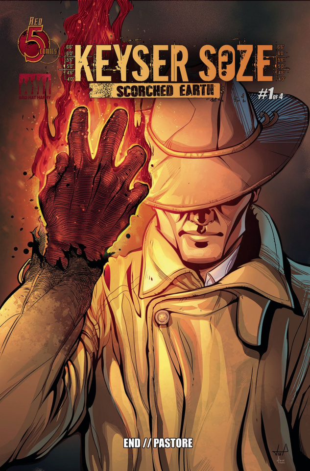 Keyser Soze: Scorched Earth #1