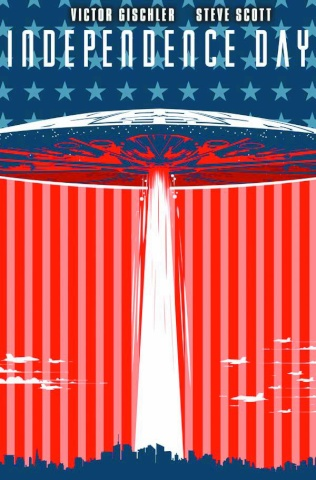 Independence Day #1 (Movie Cover Poster)