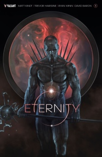 Eternity #1 (Djurdjevic Cover)