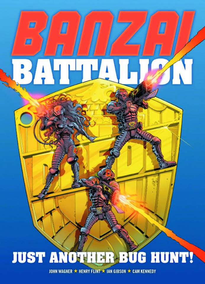 Banzai Battalion: Just Another Bug Hunt!