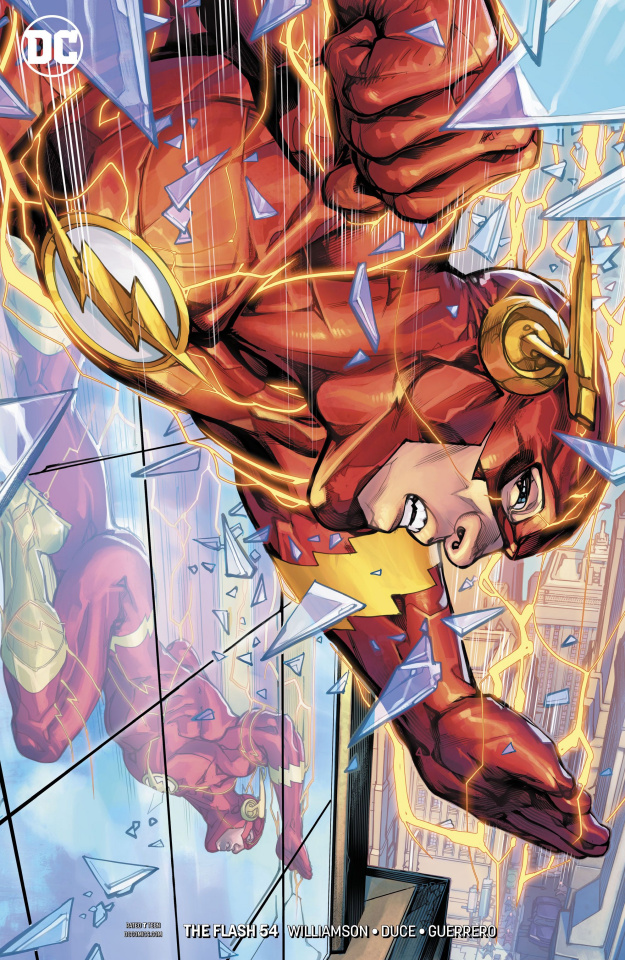 The Flash #54 (Variant Cover)