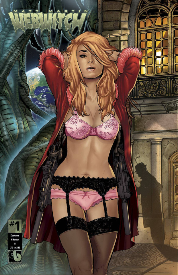 Webwitch #1 (Costume Change 6 Cover Set)