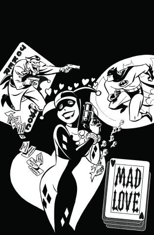 Coloring DC: Batman Adventures - Mad Love