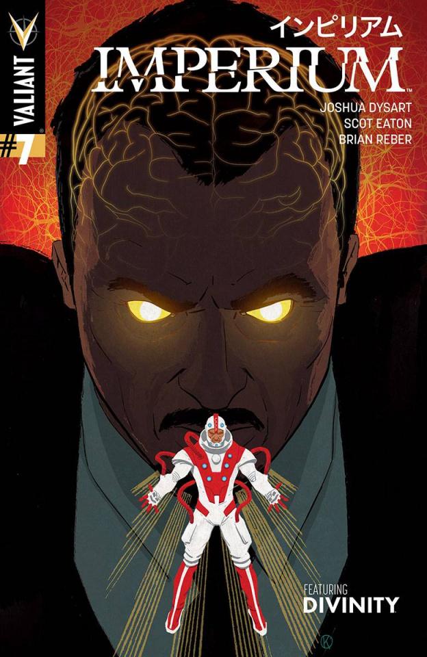 Imperium #7 (Kano Cover)