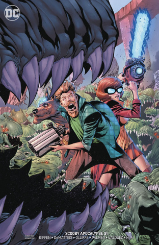 Scooby: Apocalypse #31 (Variant Cover)