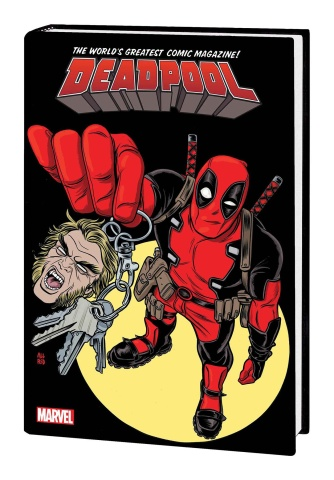 Deadpool: The World's Greatest Comic Book Magazine! Vol. 2