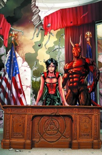 Grimm Fairy Tales: Realm War #1 (Spay Cover)