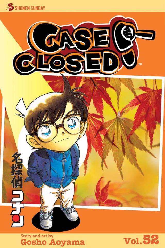 Case Closed Vol. 52