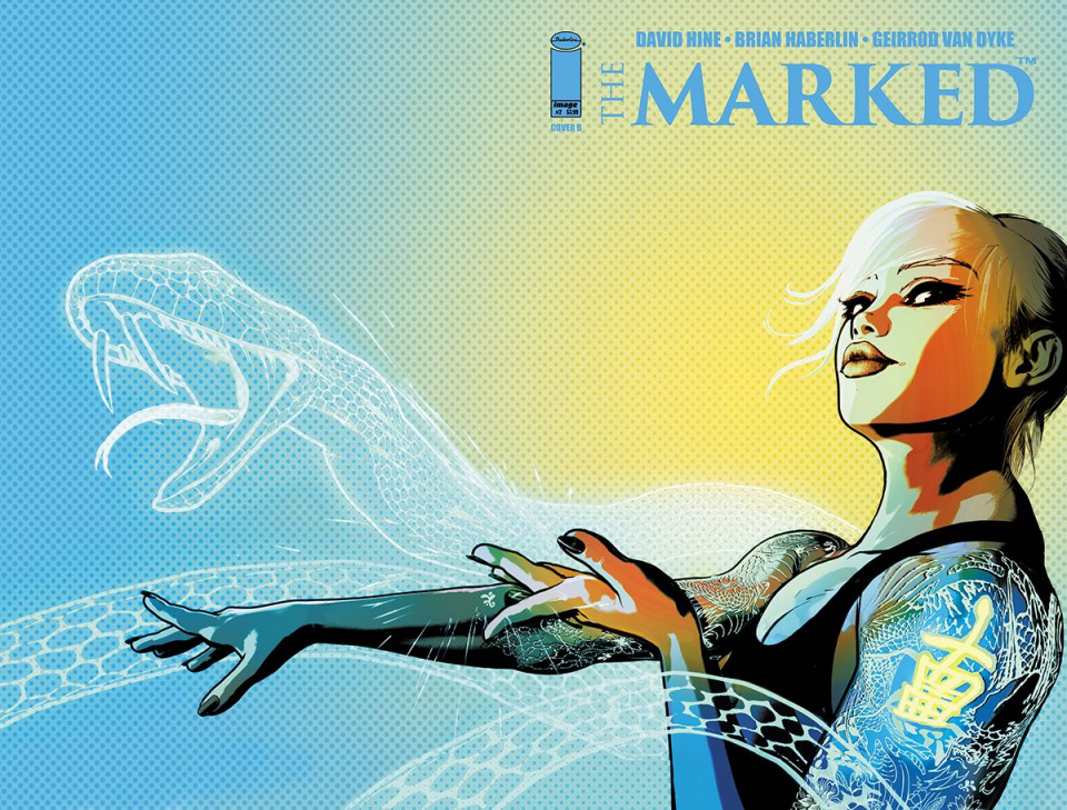 The Marked #2 (Haberlin & Van Dyke Cover)