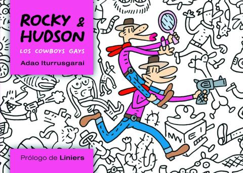 Rocky & Hudson: Los Cowboys Gay