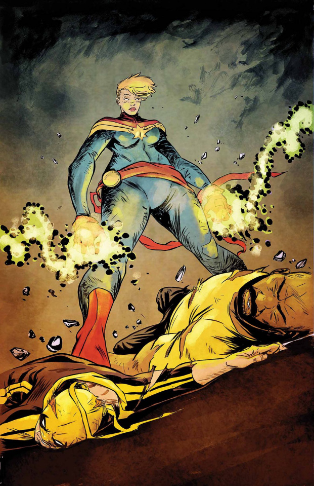 Power Man & Iron Fist #9