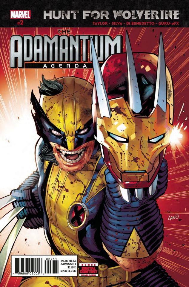 Hunt for Wolverine: The Adamantium Agenda #2